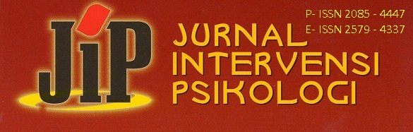 Jurnal Intervensi Psikologi