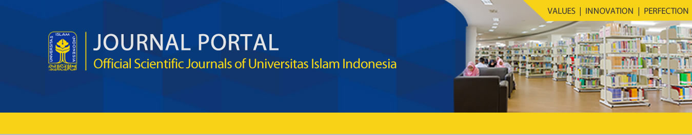 Jurnal Universitas Islam Indonesia