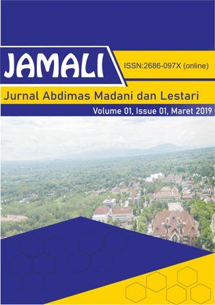 Jurnal Abdimas Madani dan Lestari (JAMALI)